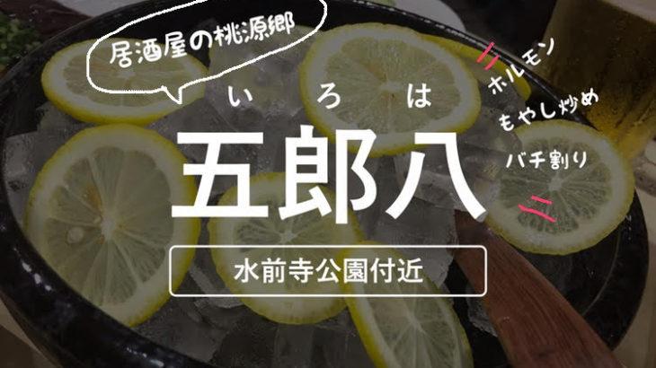 【五郎八いろは】居酒屋の桃源郷ここにあり@水前寺